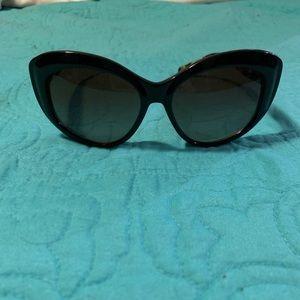Coach Womens cat-eye sunglasses